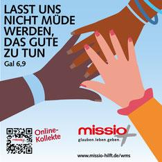 Bild: missio In: Pfarrbriefservice.de