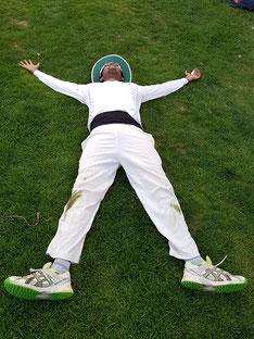 Suhash's sliding catch...NOT!
