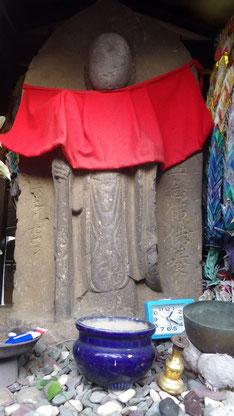 大貫谷戸念仏供養塔(地蔵菩薩)