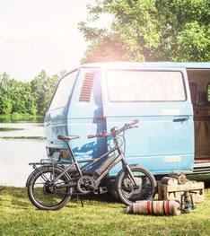 Das Zubehör rund um Ihr Falt- oder Kompakt e-Bike können Sie in Ahrensburg bekommen.