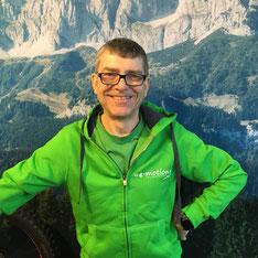 Neuer Filialleiter; e-Bike Experte; e-motion e-Bike Welt Göppingen
