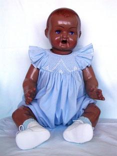 Carlitos, muñeco español restaurado