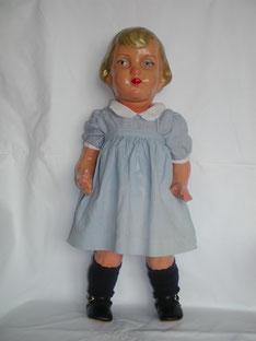 Maripepa, muñeca española restaurada