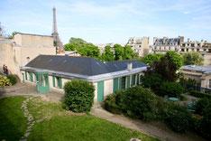 Maison de Balzac 47 rue Raynouard Paris 16