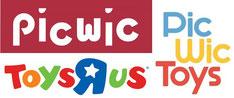 Fusion de Picwic et Toys'R'us en 2019.