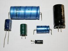 Elektrolytkondensatoren, Elkos