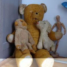 clinique ours et poupées