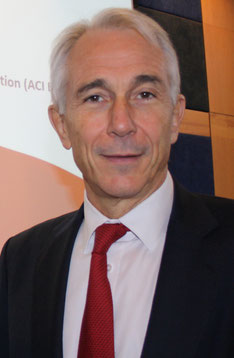 IATA Chief Tony Tyler expects only  modest growth of cargo revenues in 2016  -  picture: hs