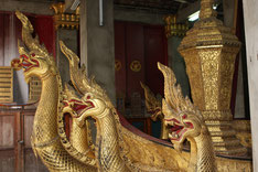 Königlicher Bestattungswagen, Vat Xienthong, Luang Prabang