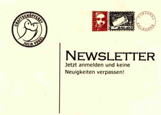 Newsletter Kursangebote Druckgrafik