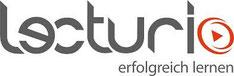 lecturio - erfolgreich lernen, Logo des E-Learningportals