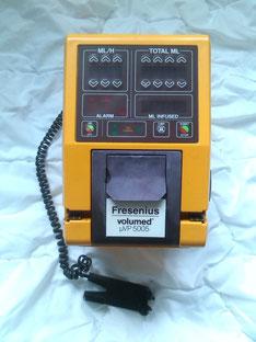 Infusionspumpe Fresenius Volumed µVP5005