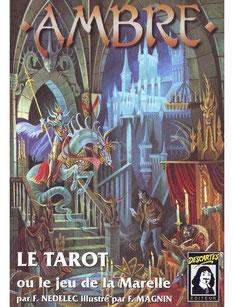 Le Tarot d'Ambre - Amber Tarot - Boîte