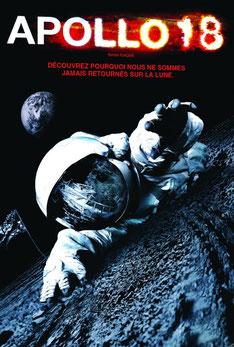 Apollo 18 de Gonzalo Lopez-Gallego - 2011 / Horreur