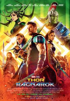 Thor - Ragnarok de Taika Waititi - 2017 / Fantastique
