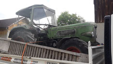 Fendt Farmer 3SA, 45 PS, Bj. 1966