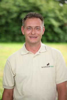 Stephan Schicke Marderfrei Geschäftsführung