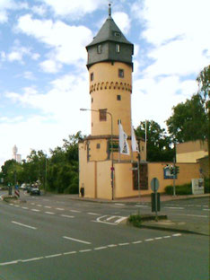 Sachsenhäuser Warte
