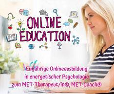 MET Onlineausbildung