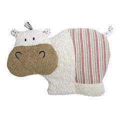 Stoffspielzeug Handpuppe Kuh von Kallisto