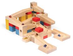 Holzspielzeug Kugelbahn XL 68 von Varis Toys