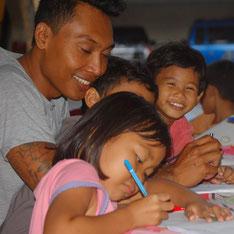Surfen lernen in Bali