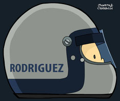 Pedro Rodriguez by Muneta & Cerracín
