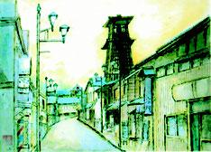 蔵の街 カワゴエ