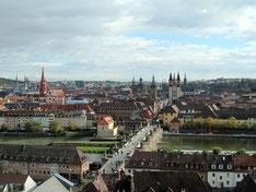 Würzburg, Altstadt