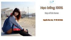 Kim Anh- hs của Gsc đạt học bổng 100% tại đại học Korea