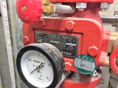 流水検知装置