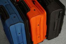 Foto Gepäckgebühr bei Billigfliegern