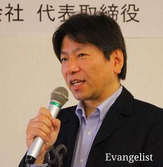 DXのエバンジェリストとして研修講師を務めるカナン株式会社桂木夏彦