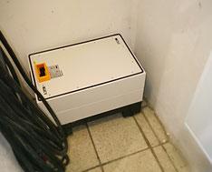 BYD B-Box Hochvoltspeicher Batteriespeicher Aufbau Installation