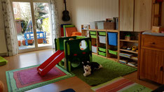Kindertagespflege - Kinderzimmer