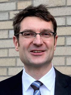 Pfarrer Dr. Gabriel Brand // Foto: Schmidt