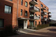 DGNB zertifiziertes Wohngebäude Lübeck