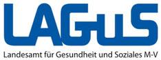 Logo Landesamt für Gesundheit und Umweltschutz MV