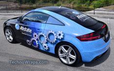 rotulación vehicular - medios pubicitarios - fabricante señalización - innovacion grafica
