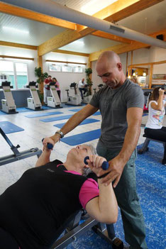 cardioFIT - fitnessstudio St. Pölten - abnehmen