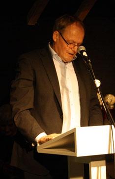 Martin Möllerkies bei seinem Vortrag