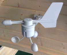 einfacher Windmesser  günstig billig Sonderangebot Ertrag Messung Windmessstation