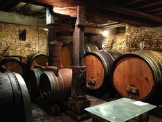 Weinkeller, Domaine Rietsch - Elsass