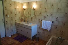 Meuble et son lavabo