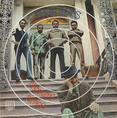 The Four Tops - 1970 / Changing Time