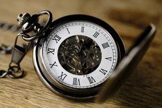 結婚と時間