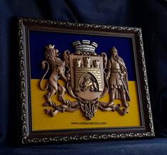 Герб Львова купить