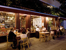 Top 5 French restaurants in Berlin