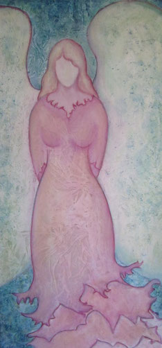 Acryl auf Leinwand, 30 x 60 cm