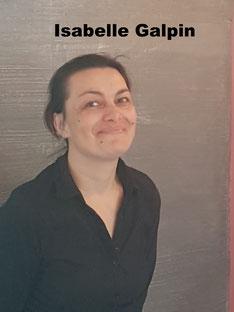 Isabelle Galpin Responsable de salle